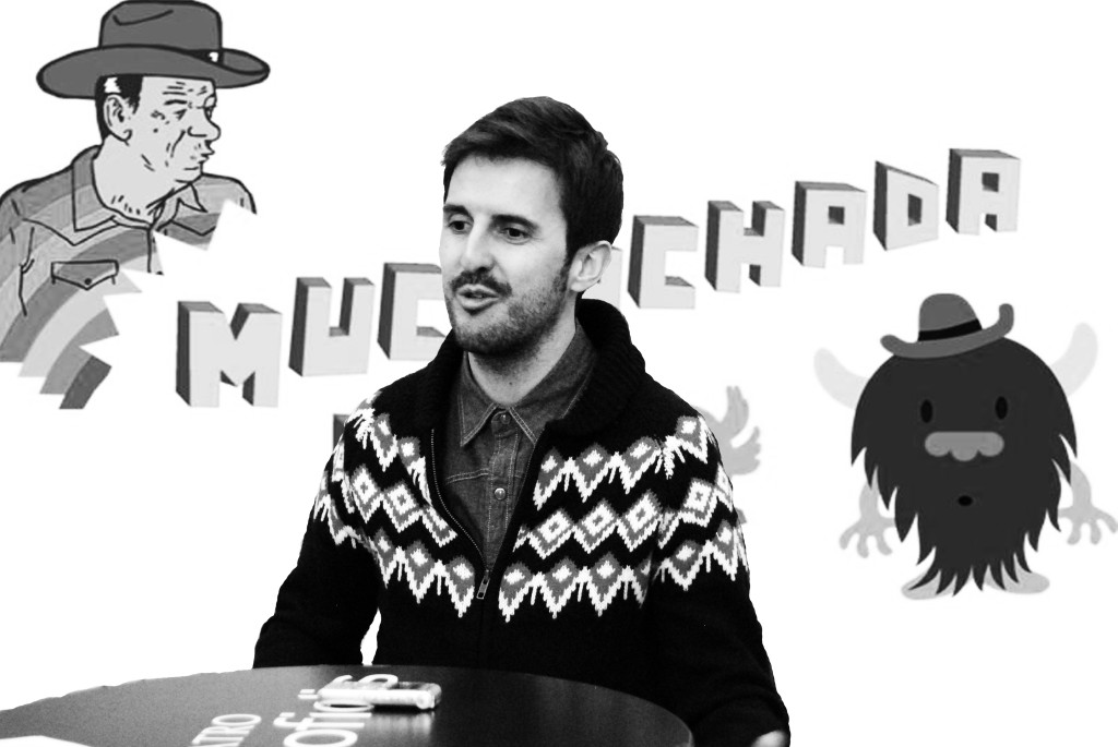 Julián López en Impasse Mag