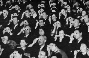 Audiencia cine 3D