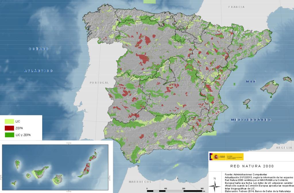 Red Natura España