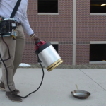 Vídeo: Cómo apagar un fuego con ondas de sonido