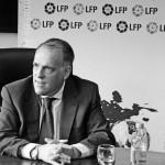 Vídeo: Javier Tebas, presidente de la LFP, en Impasse Mag