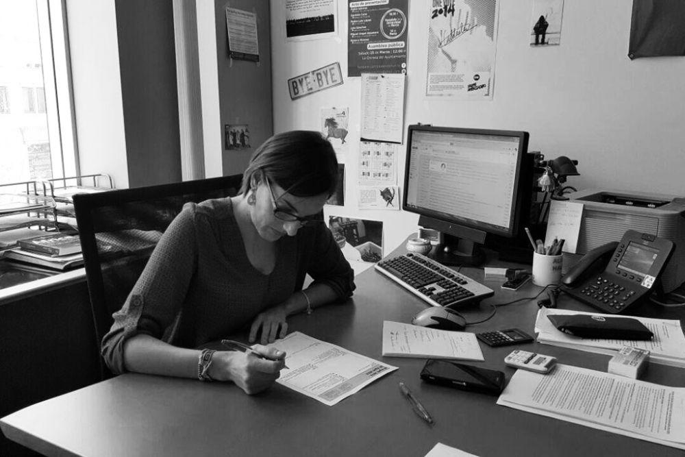 Lola Sánchez despacho