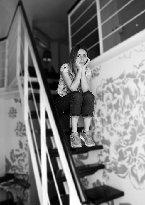 Zahara escalera