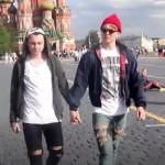 Vídeo: Un viral demuestra la intolerancia de los rusos con la homosexualidad