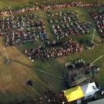 Vídeo: 1.000 músicos tocan en directo una canción de Foo Fighters