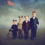Retrato surrealista: Long y la fotografía de Acsinte