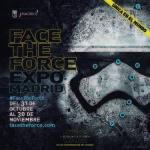 Face the Force, la exposición de cascos gigantes de Star Wars