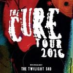 The Cure actuará en España durante la gira de 2016