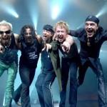 Scorpions darán tres conciertos en España el próximo verano