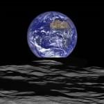 La NASA capta una impresionante imagen de la Tierra desde la Luna