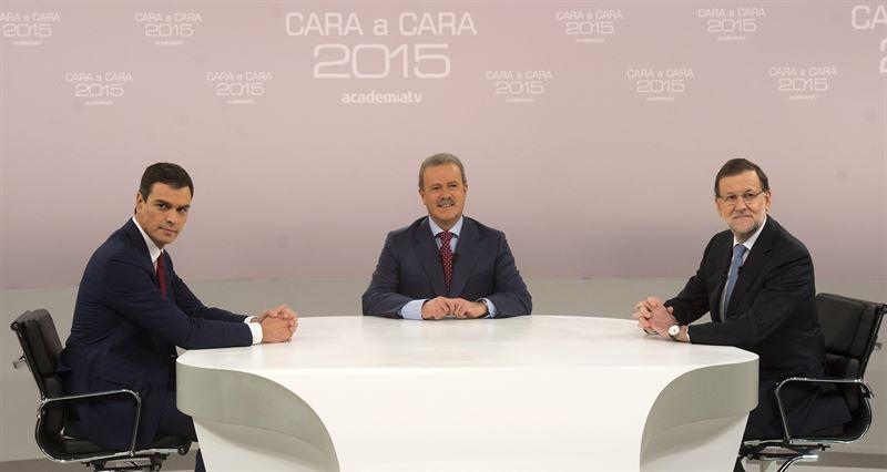 Debate Rajoy Sánchez