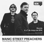 Manic Street Preachers, Mew, Veneno y Second al SOS 4.8