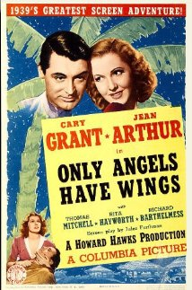 Sólo los ángeles tienen alas