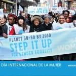 Día Internacional de la Mujer 2016: Buscando la igualdad