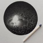 El lápiz en miniatura: Dibujos de Mateo Pizarro