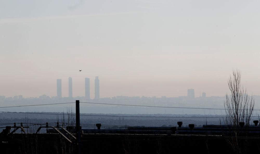 Greenpeace contaminación ciudad