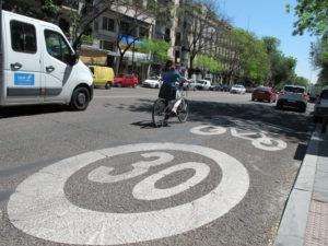 Contaminación Bicicleta