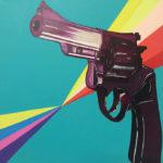 Pasión pop: Pintura de Rebeca Khamlichi