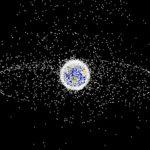 Basura espacial, 17.400 desechos alrededor de la Tierra