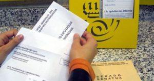 Voto por correo