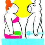 20 ilustraciones de artistas por el Ártico