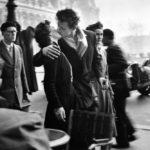 El beso de Robert Doisneau y su fotografía cotidiana en Madrid