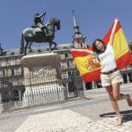España recibió 60,3 millones de turistas foráneos, un 10 % más