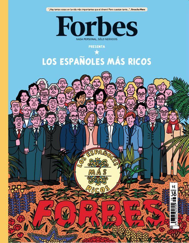 Españoles más ricos