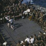 Robert Capa en color, el sueño imposible para la fotografía de guerra