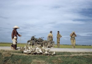 on-the-road-from-namdinh-to-thaibinh-indochina-may-1954-1-768x536
