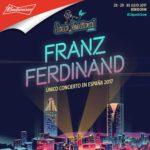 El regreso de Franz Ferdinand a España será en Low Festival 2017