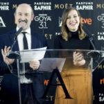 Todos los nominados de las 28 categorías de los Premios Goya 2017