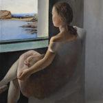La Fundación compra 'Figura de perfil', un retrato de la hermana de Dalí