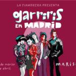 Javier Mariscal expone el universo de los Garriris en Madrid