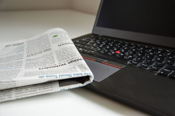 lectores de prensa