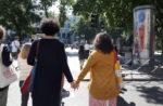 Madrid instala semáforos igualitarios, paritarios e inclusivos