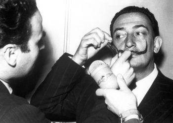 Dalí, breaking news