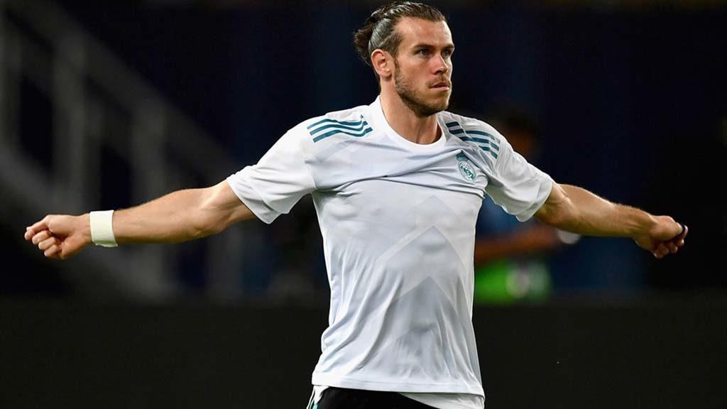 Liga de Campeones Bale