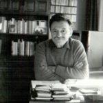 1.000 dedicatorias a Mario Benedetti en su biblioteca de 6.000 volúmenes