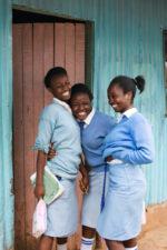 El poder de las compresas para la educación de la mujer en Kenia