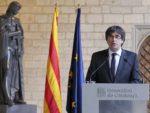 El Parlament declara la independencia de Cataluña y el Senado el 155