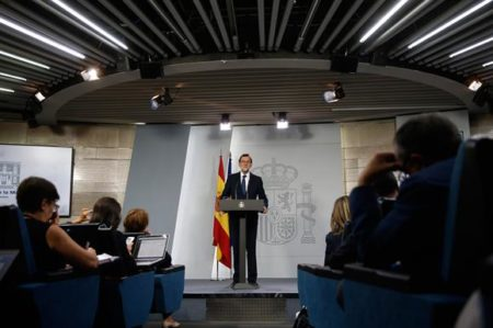 Rajoy independencia
