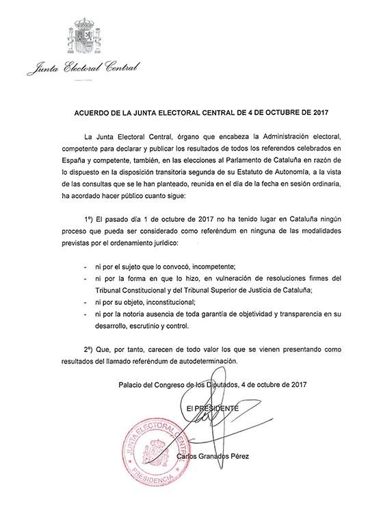 JuntaElectoralCentral