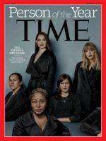 Time elige el movimiento contra el acoso #MeToo personaje del año