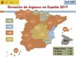 España, país de trasplantes: 14 diarios, 2.100 donantes