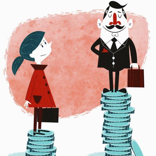 desigualdad entre hombres y mujeres