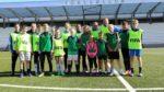 Las niñas que practican fútbol en la escuela tienen mejor condición física