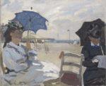 El Museo Thyssen ahonda en el impresionismo de Monet y su maestro