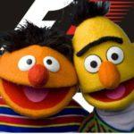 Los personajes de Barrio Sésamo Epi y Blas eran pareja