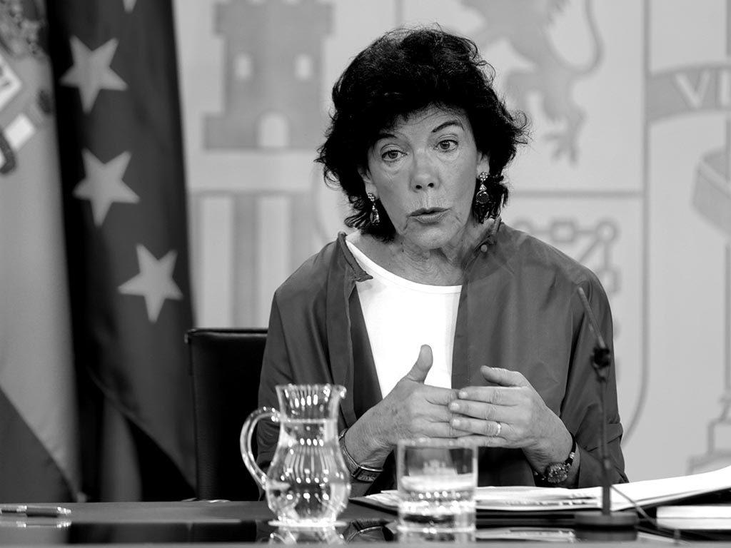 Isabel Celiaá